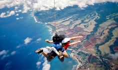 Oahu Skydiving!!!!
