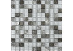 Each mosaic tile has a beautiful blend of different materials and colours. £16.95 per sheet