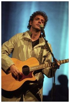 GUSTAVO CERATI / SODA STEREO Soda Stereo, Rock And Roll, The Rock, Zeta Bosio, Nada Personal, Enjoy Your Life, Lady And Gentlemen, Music Videos, Beautiful People