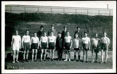 DRØBAK fotballklubb ca. 1910-20
