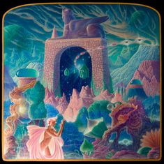 Gilbert Williams Visionary Art