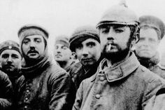 Christmas truce 1914.
