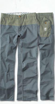 4c7f5def1c 2 tone twill pants    Vans V46 Taper Mens Jeans