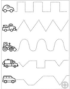 Free printable shapes worksheets for toddlers and preschoolers. Preschool shapes activities such as find and color, tracing shapes and shapes coloring pages. Preschool Learning Activities, Free Preschool, Preschool Activities, Kids Learning, Activities For 3 Year Olds, Preschool Forms, Preschool Lessons, Shapes Worksheets, Tracing Worksheets