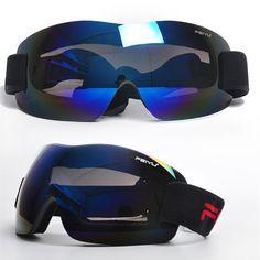المهنية نظارات التزلج الرجال النساء حماية uv400 مكافحة الضباب نظارات الجليد تزلج تزلج نظارات gafas