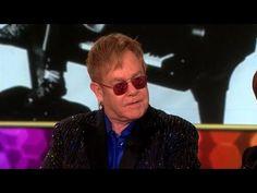 Elton John Said He'd Like To See Justin Bieber Perform...Naked