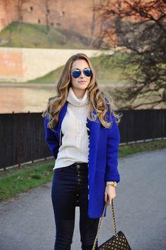 Blue sky | Karina in Fashionland