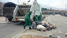 14/02/14 Operativo de limpieza en el barrio San Bernardo