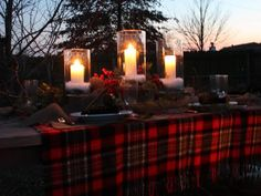 mesa inverno/ decoração de inverno/ winter tablescape