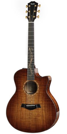 Taylor Guitars/koa(with a twist)series guitar.