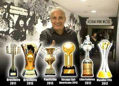 Sport Club Corinthians Paulista - Tite, Campeão de tudo!