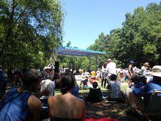 Enoフェス。涼しくていい日。7/5/2014