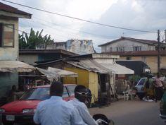 Imágenes pueblos de Nigeria.- El Muni.