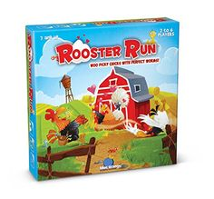Rooster Run Game -- Click image to review more details. Note:It is Affiliate Link to Amazon.