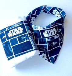 Star Wars Baby Burpee Bandana Scarf Bib, Burp Cloth & Pacifier Clip by NewbieStyleLove on Etsy https://www.etsy.com/listing/252871561/star-wars-baby-burpee-bandana-scarf-bib