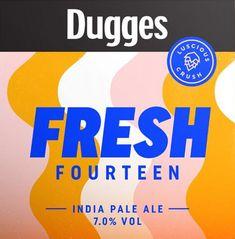 Dugges - Fresh Fourteen    http://www.beer-pedia.com/index.php/news/19-global/5856-dugges-fresh-fourteen    #beerpedia #duggesbryggeri #ipa #mosaic #ekuanot #citra #beerblog #beernews #newrelease #newlabel #craftbeer #μπύρα #beer #bier #biere #birra #cerveza #pivo #alus