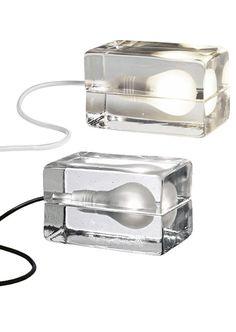 HARRI KOSKINEN, BLOCK LAMP: can't knock a #light that's part of moma nyc's collection. #harri_koskinen