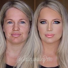 Image result for makeup and professional photo before and after