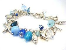 Vintage Ocean Silver Tone Charm Bead Stretch Chain Link Bracelet http://www.ebay.com/itm/Vintage-Ocean-Silver-Tone-Charm-Bead-Stretch-Chain-Link-Bracelet-/141606364322?pt=LH_DefaultDomain_0&hash=item20f865a4a2