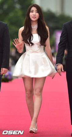 [2014.07.17] 4MINUTE's Kwon Sohyun at the 18th Pucheon International Fantastic Film Festival (PiFan)
