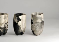 Find the latest shows, biography, and artworks for sale by Peter Bauhuis. Made from cast metals, Peter Bauhuis's jewelry and vessels are intimate in scale, m… Ceramic Cups, Ceramic Pottery, Ceramic Art, Earthenware, Stoneware, Art Asiatique, Sculptures Céramiques, Paperclay, Ceramic Design
