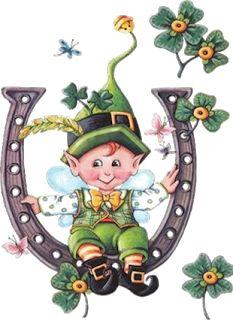 fete saint patrick - Page 4 St Patricks Day Pictures, St Patricks Day Cards, Happy St Patricks Day, Gif Silvester, Silvester Party, Tatty Teddy, Christmas Scenes, Christmas Art, Gif Fete