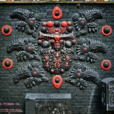 Cityzenkane - street art London shoreditch - aout 2015 club row