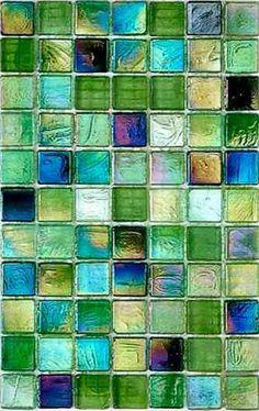 Glasmosaik Fliesen Mischung Glas Mosaik Sicis Blends Garden