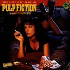 John Travolta & Uma Thurman & Quentin Tarantino & & 0 more - Pulp Fiction John Travolta, Bruce Willis, 90s Movies, Great Movies, Movie Tv, Movie Trivia, Cinema Movies, Surf Music, Cd Music