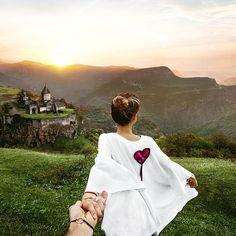 Follow me to the amazing Tatev monastery in Armenia