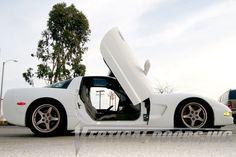 Chevrolet Corvette, 2004 Corvette, Chevy, Vertical Doors, Door Kits, Car Accessories, Vehicle, Lovers, Strong