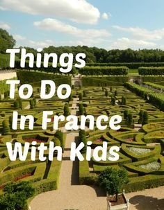 Things To Do In France With Kids - places to visit with kids in Northern France Best Places To Travel, Cool Places To Visit, Travel With Kids, Family Travel, Family Vacations, Travel Guides, Travel Tips, Travel Destinations, European Holidays