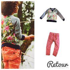 Retour outfit! Te koop bij Capito kinderkleding.