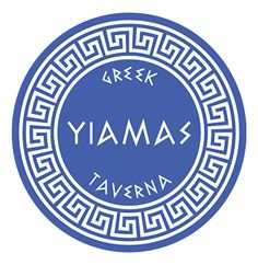 Yiamas means cheers in Greek and with this logo we believe that we reach out to the people and making them feel like home. In this business we are all a family and we take great pride in educating our customers in the Greek culture.
