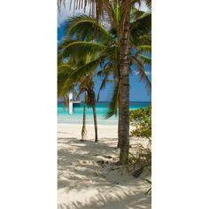 Deursticker Beach | Een deursticker is precies wat zo'n saaie deur nodig heeft! YouPri biedt deurstickers zowel mat als glanzend aan en ze zijn allemaal weerbestendig! Verkrijgbaar in verschillende afmetingen. #deurstickers #deursticker #sticker #stickers #interieur #interieurprint #interieurdesign #foto #afbeelding #design #diy #weerbestendig #strand #tropisch #vakantie #vakantiegevoel #zomer #palmboom #palmbomen #zee