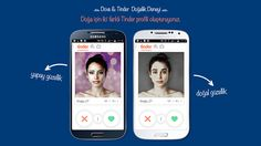 Dove & Tinder Natural Beauty Experiment