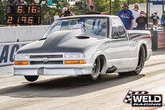 World's Quickest Street Car. Weld Racing introduces Limited Edition Alumastar 6-one-6 (Photo Credit: DRD Photos)