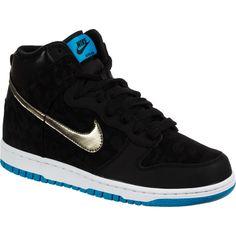 Nike Dunk High 6.0 Skate Shoe - Women's