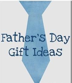 A tie is the most traditional and famous father's day gift. What are you getting Dad this year?