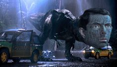 The Original Jurassic Park T-Rex Is Back For Jurassic World Sci Fi Movies, New Movies, Good Movies, Awesome Movies, Fiction Movies, Iconic Movies, Latest Movies, Pulp Fiction, Science Fiction
