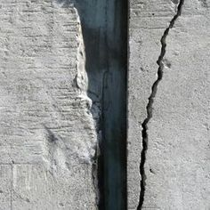 How To Patch An Exterior Concrete Wall Ehow Com 1000 In 2020 Concrete Block Walls Concrete Wall Fix Cracked Concrete
