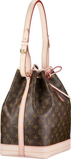 53dc60e39c8c Louis Vuitton Noe Handbag - You can never go wrong with a classic bag.