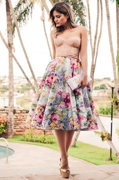 23 Ladies Dresses Spring Outfit Ideas To Try 2018 Spring Skirts, Spring Dresses, Spring Outfits, Dress Summer, Skirt Outfits, Dress Skirt, Dress Up, Trendy Dresses, Fashion Dresses