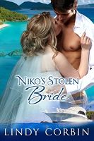 Niko's Stolen Bride  Kara canceled her wedding when she caught her groom with another woman--but wonders if she did the right thing.    Niko is determined to keep her away from the altar and her scum-bag groom--if he has to kidnap her to prevent it.