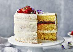 Image: Naked Victoria Cake