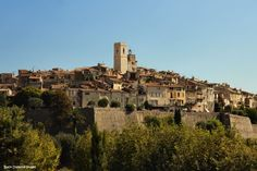 San Gimignano, Italy    A small walled medieval hill town in Tuscany
