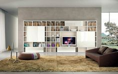 TV furniture to stylish bookcases and sideboards