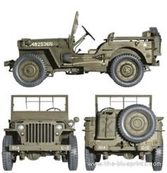 1941 jeep willys