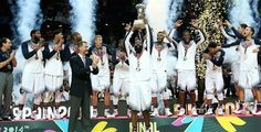 We Are The Champions The #USA Team Dominates Serbia To Win The 2014 FIBA Basketball World Cup http://stupidDOPE.com/?p=342409