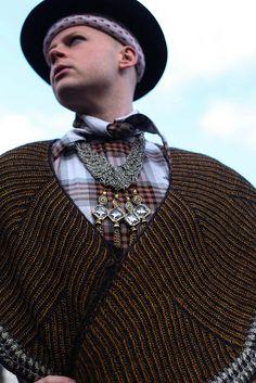 Ravelry: Clockwork in Brioche pattern by Stephen West